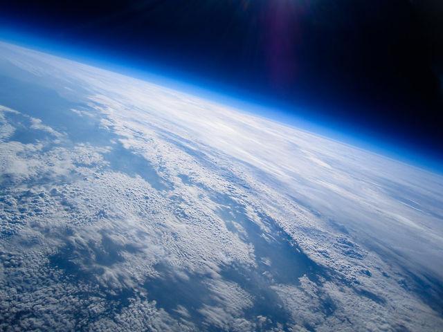 Image Gallery earth exosphere