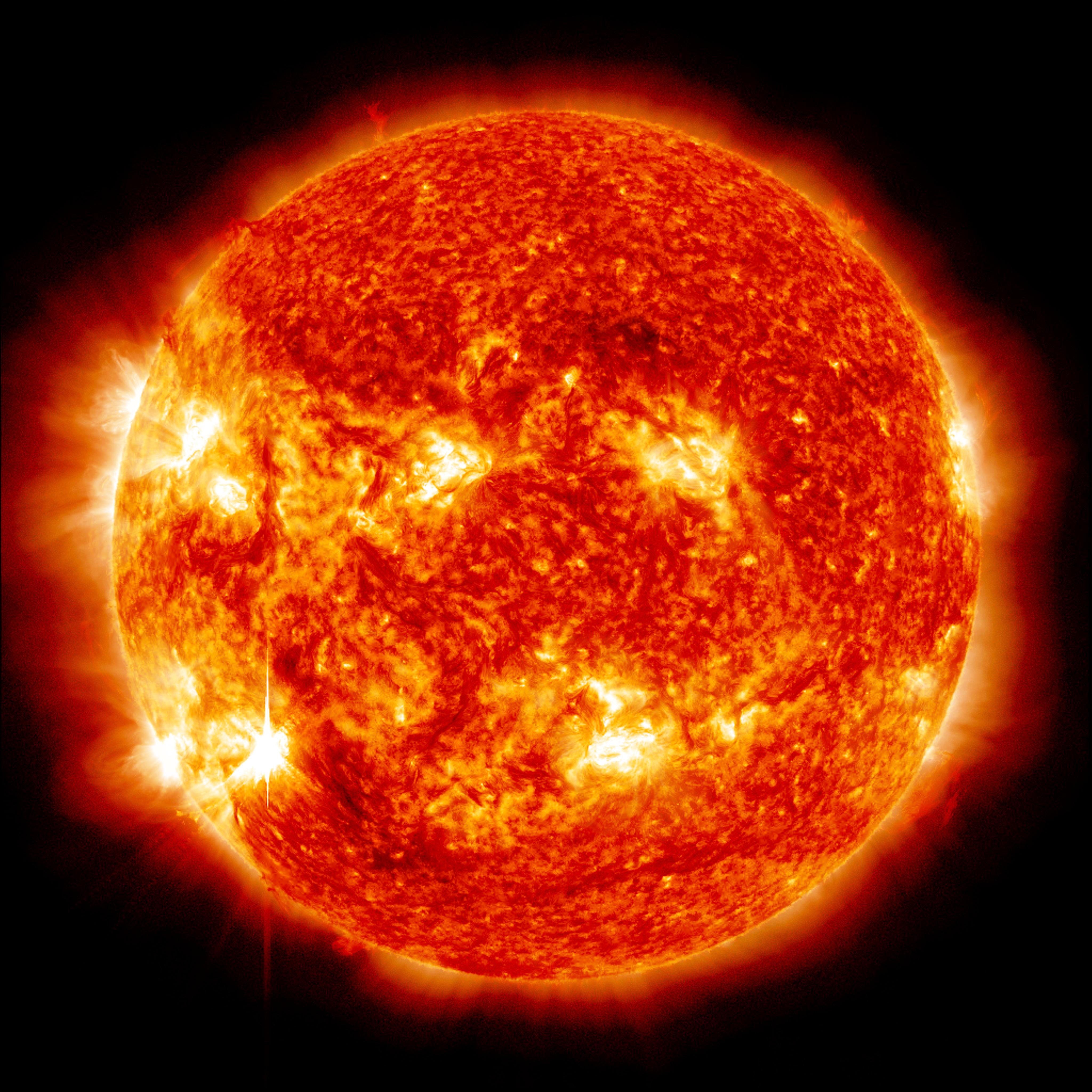 Die Erde, in der wir leben und der Raum, der die Welt ist - Seite 17 Sunb